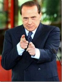 Silvio - Still Sexy even when firing on all cylinders! Photo stefanogalla.blogs.com