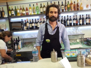 Simone Armelani in Bar Fiorentino