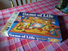 The Game of Life Photo J Finnigan
