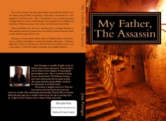 Book Cover for 'My Father, The Assassin'