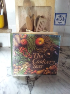 Readers Digest 1973 cookery book photo J Finnigan