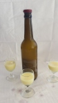 Paolo's home made Crema di Limoncello Photo P Finnigan