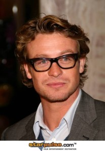 Simon Baker, aged 44, Ausralian Actor.