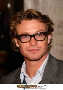 Simon Baker, aged 44, Ausralian Actor.