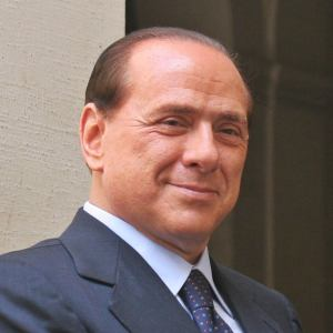 Silvio Berlusconi's facebook picture.