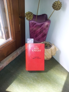The Red Knight, 1968 edition, originally published in 1921 Picture J Finnigan