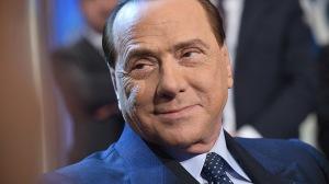 Silvio rising to the occasion again. AFP Photo/Tiziana