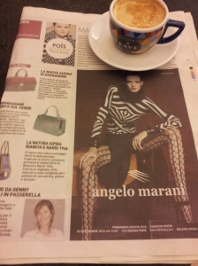 Italian Fashion and more handbags. La Nationale
