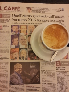 Elton John is coming to the San Remo Song Festival! La Nazione.