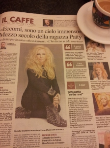 The stunnning 'Patty Pravo' age 67 and other aging girlie rockers! Il Nazione