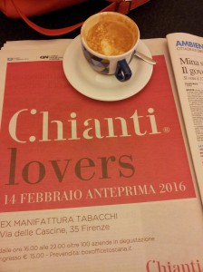 To all lovers of Chianti, both the region and the wine! Il Nazione