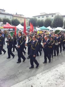Il Liberazione Parade. foto J Finnigan