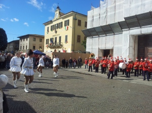 May Day celebrations in Certaldo. Foto J Finnigan