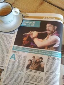 Ian Anderson and Jethro Tull wow the crowd in Cortona. La Nazione