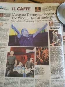 'The Who' still rocking after 50 years! La Nazione