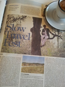 Slow Travel Fest, La Repubblica
