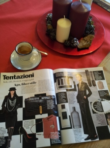 My perfect Christmas wish list! La Repubblica magazine.