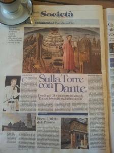 Dante in Pisa