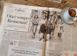 Italian women partisans